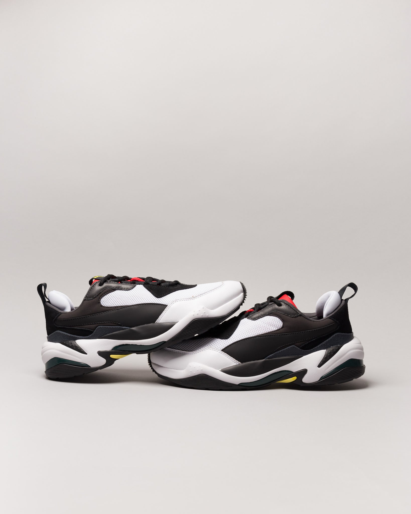 Thunder Spectra Black/High Risk Red