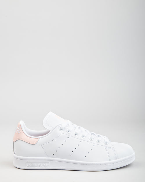 W Stan Smith White/Icey Pink/White 1