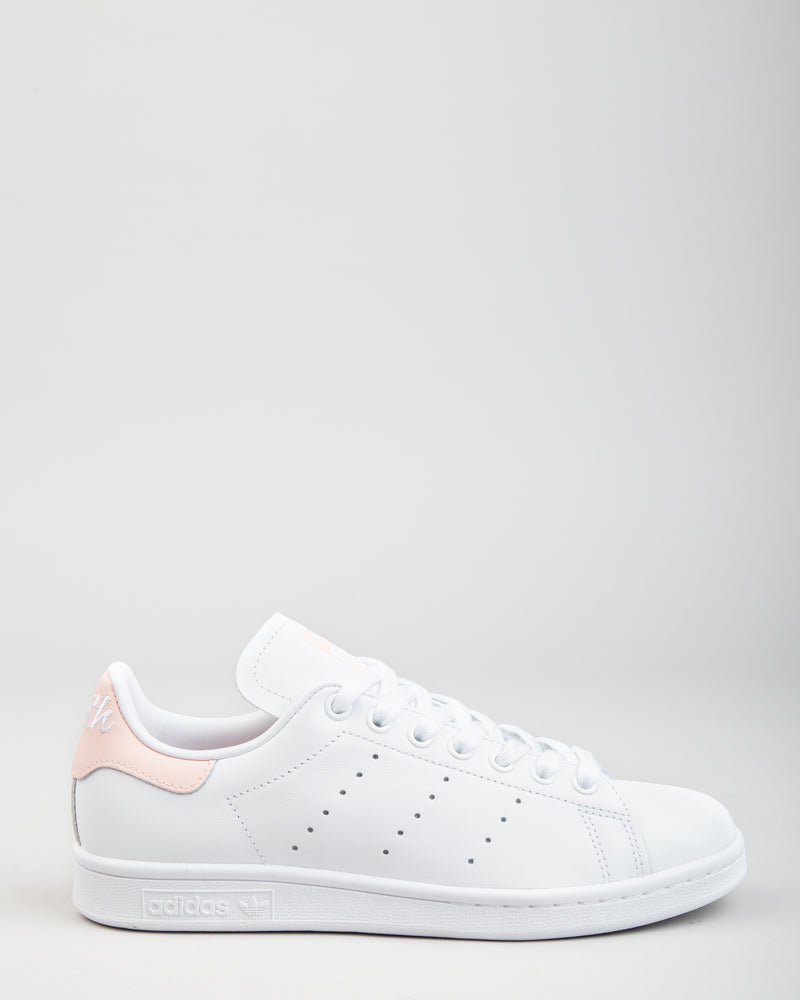 W Stan Smith WhiteIcey PinkWhite