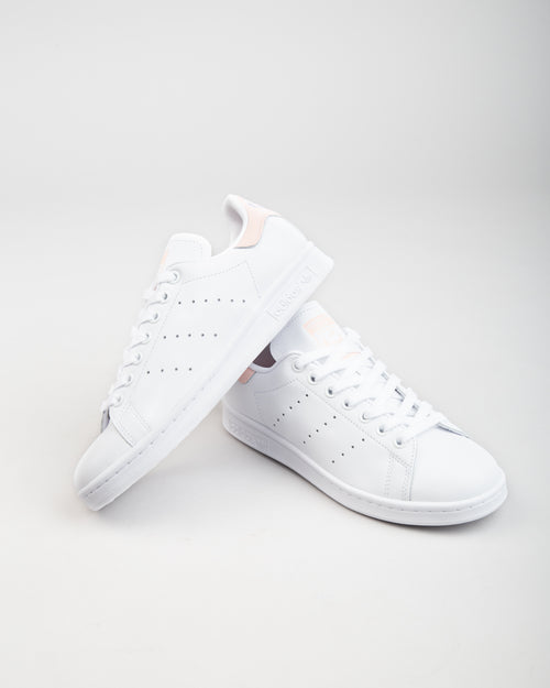 W Stan Smith White/Icey Pink/White 2