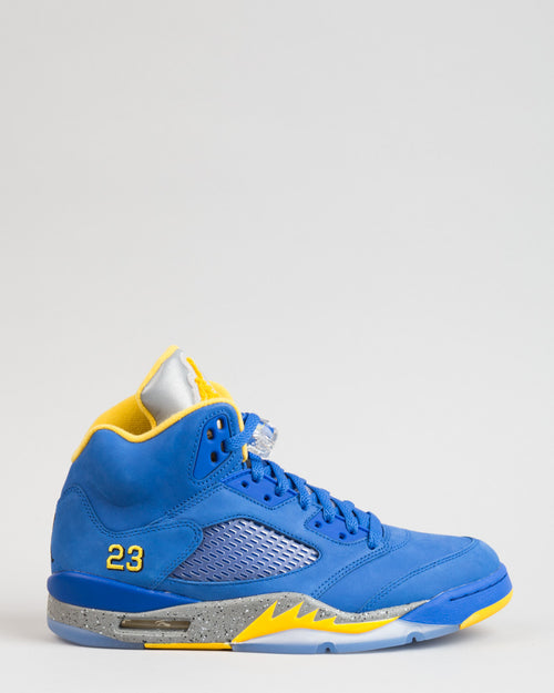 Air Jordan 5 Laney JSP Varsity Royal/Varsity Maze 1