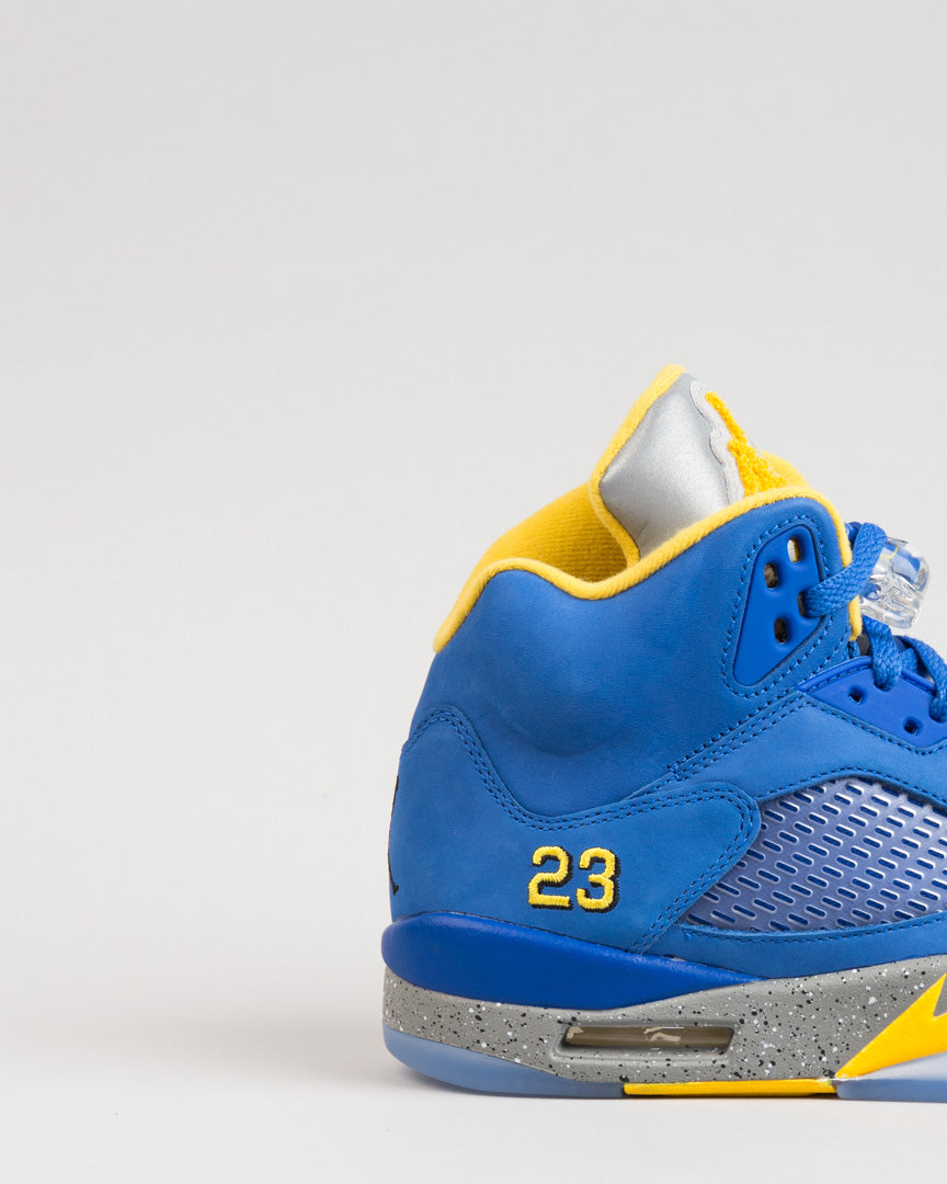 Air Jordan 5 Laney JSP Varsity Royal/Varsity Maze