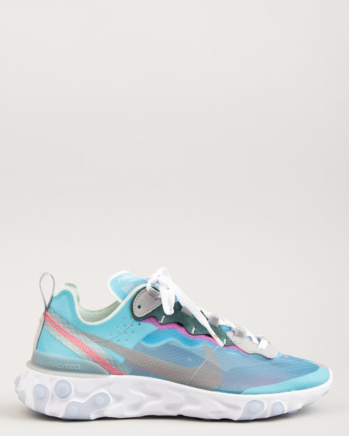 React Element 87 Royal Tint/Black/Wolf Grey 1