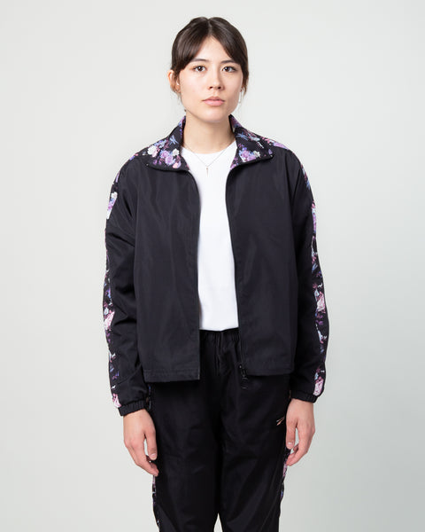 Tabitha Simmons Reversible Track Jacket Black