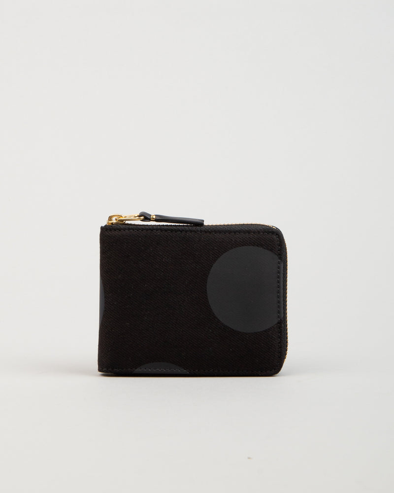 SA7100RD Rubber Dot Wallet