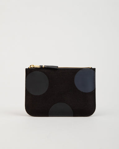 SA8100RD Rubber Dot Wallet