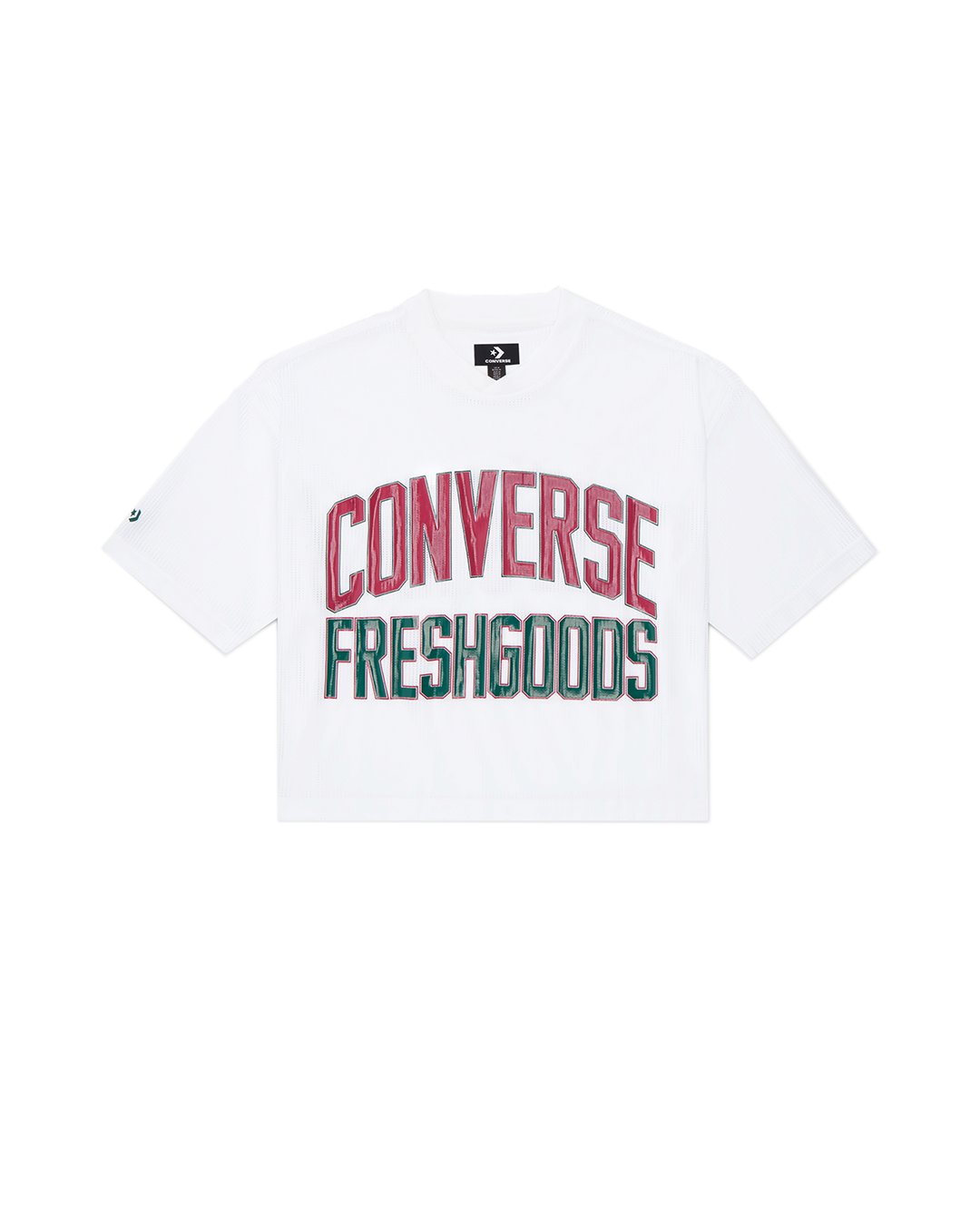 Joe Freshgoods Football Top White