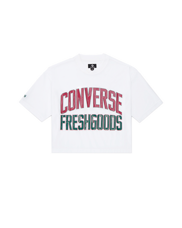 Joe Freshgoods Football Top White 1