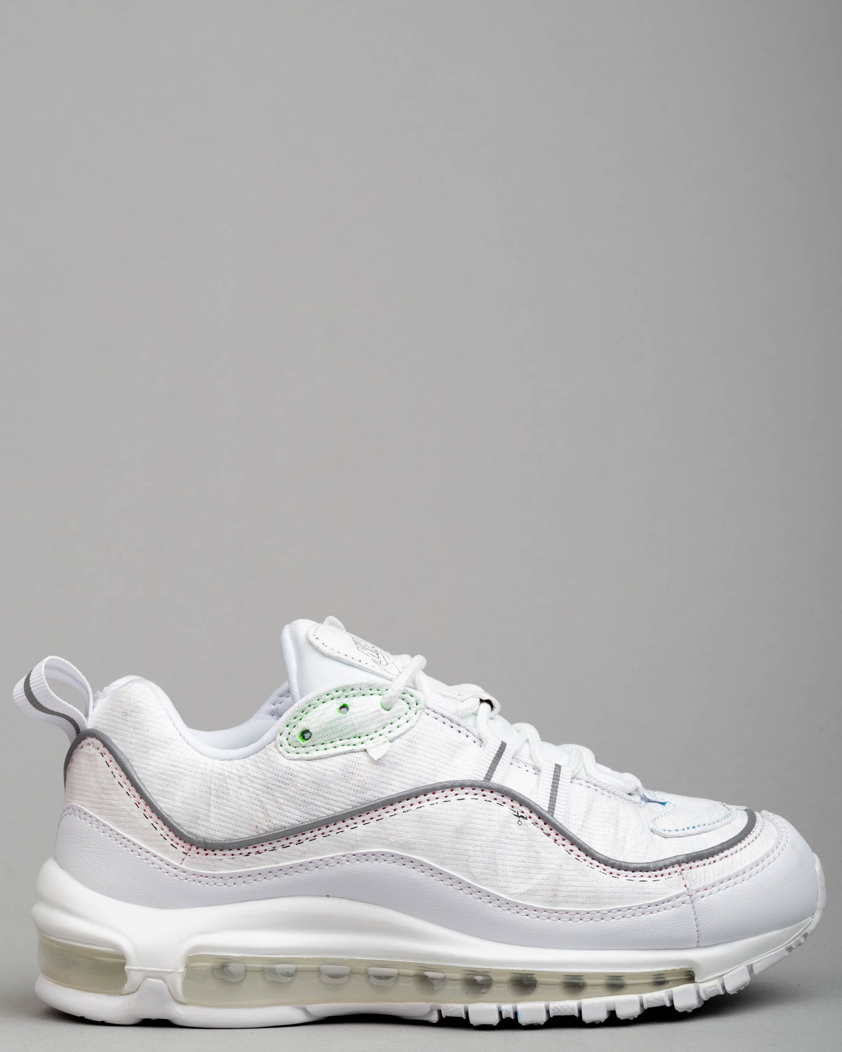 W Air Max 98 LX White/Multi Color