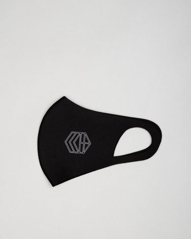 Face Mask Black 1