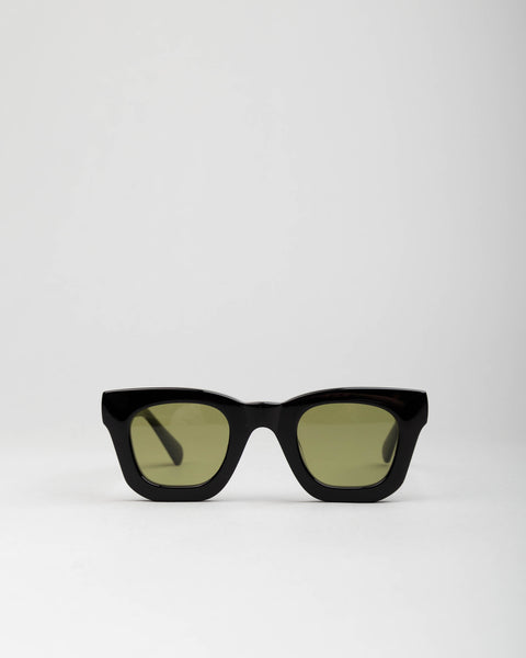 Elia Sunglasses Black/Black