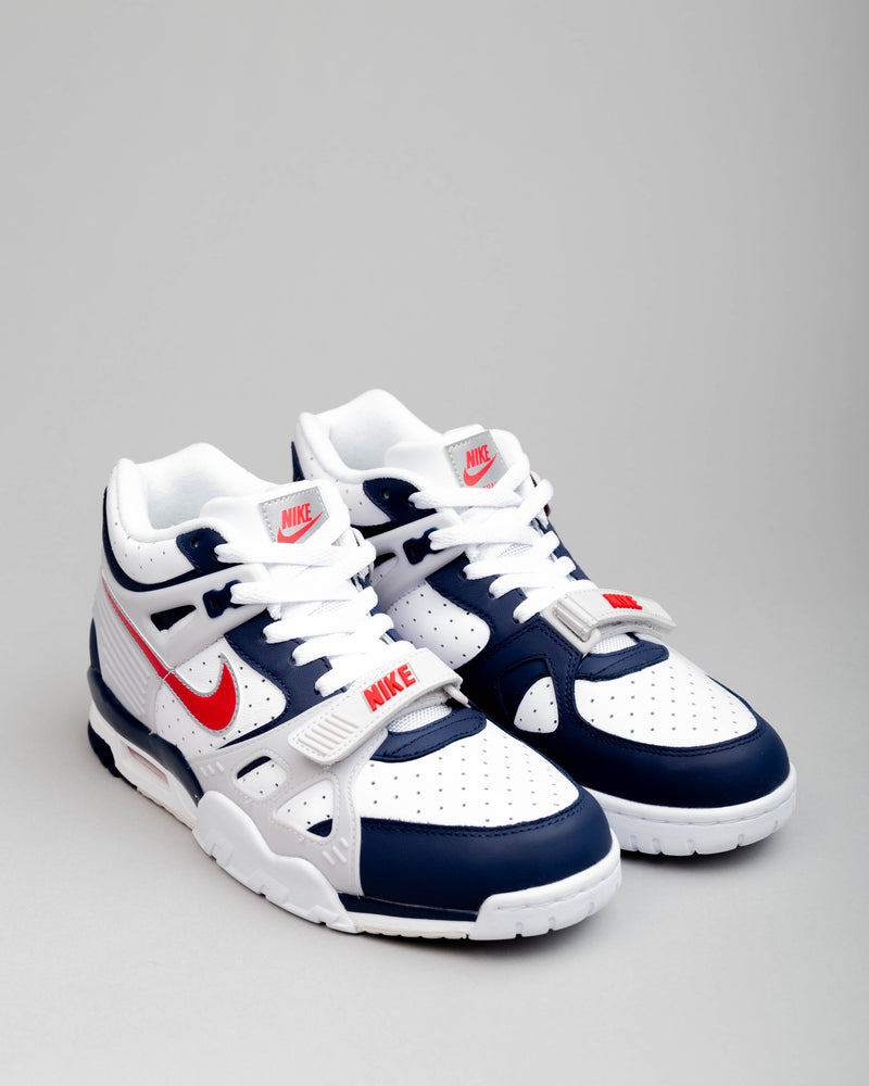 Air Trainer 3 Midnight Navy/University Red/White