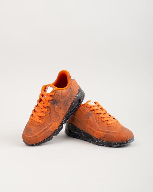 Air Max 90 QS (PS) Mars Stone/Magma Orange 2