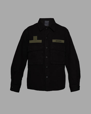 Propaganda BDU Jacket Black 1