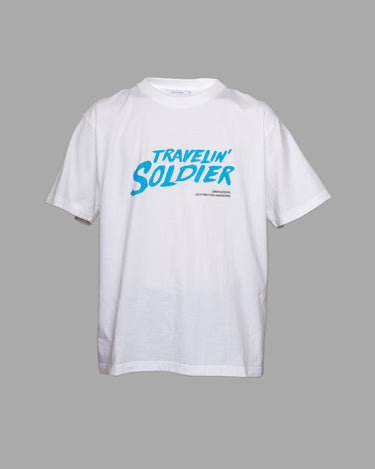 Travelin' Soldier Tee White 1