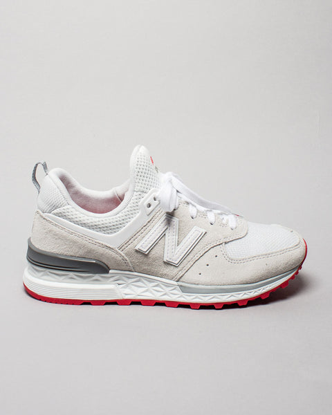 WS574TO White New Balance Mens Sneakers Seattle