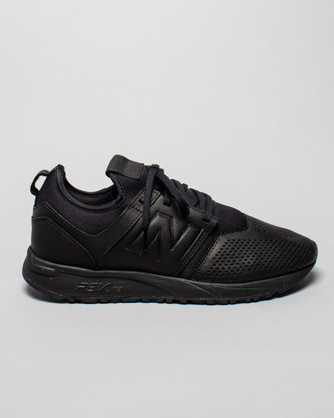 MRL247LK Black New Balance Mens Sneakers Seattle