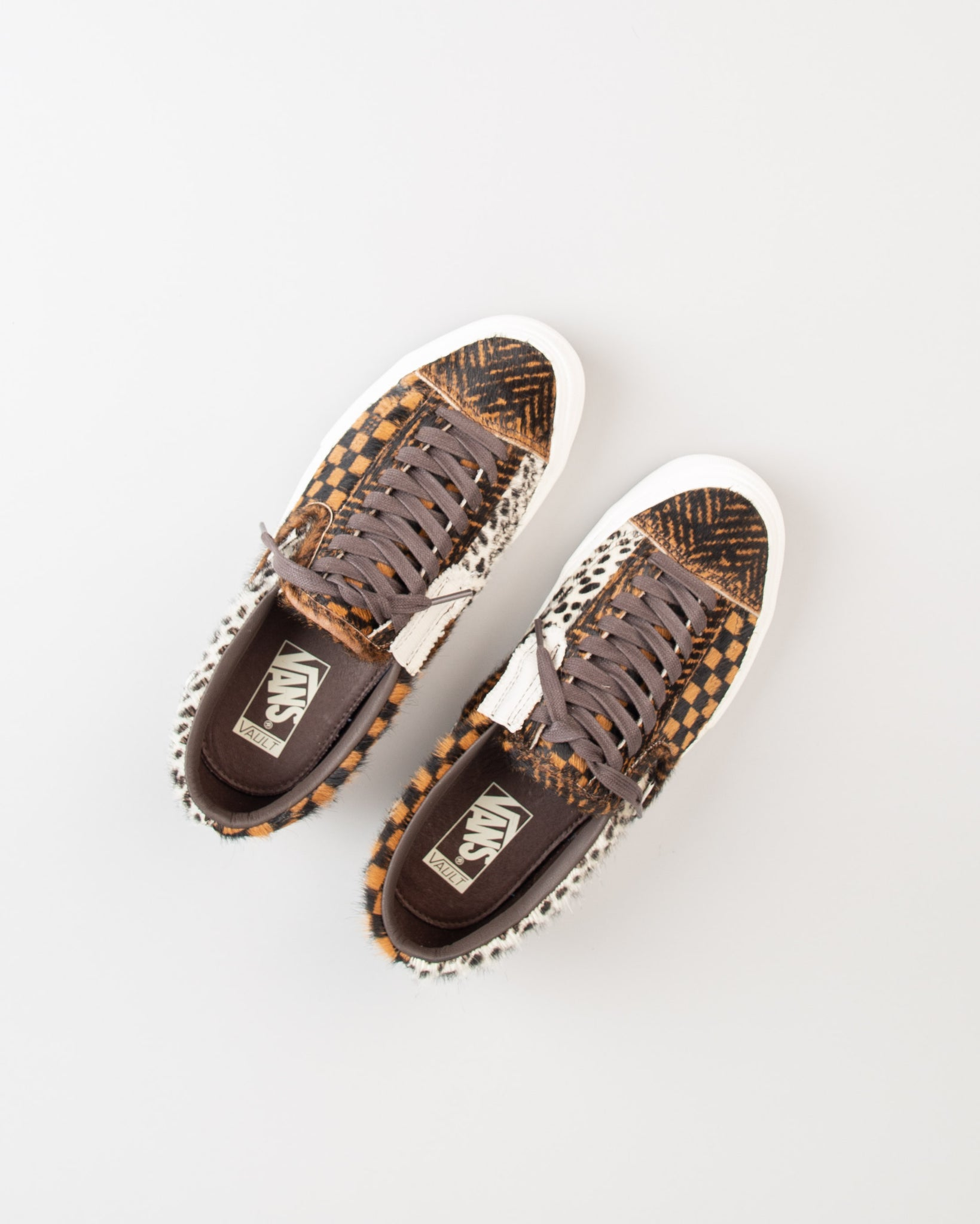 Slip-On Cap LX (PONY) Multi/Marshmallow