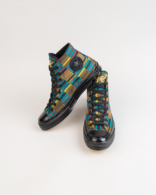 BHM Chuck 70 Spirit Teal/Black/Yellow Ochre 2
