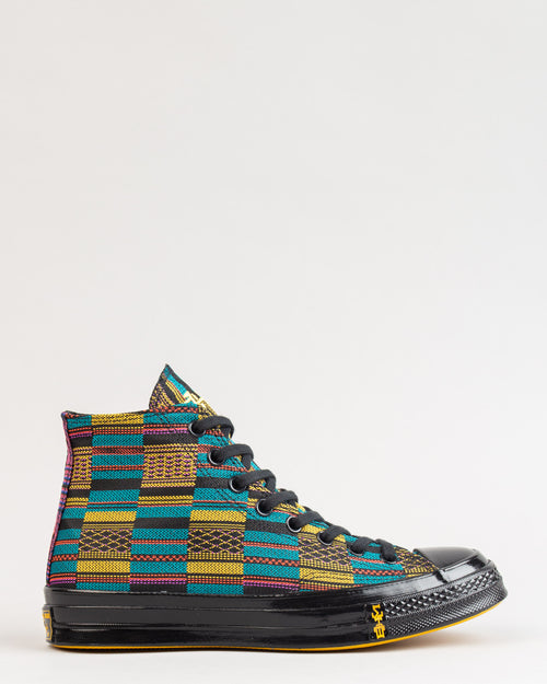 BHM Chuck 70 Spirit Teal/Black/Yellow Ochre 1