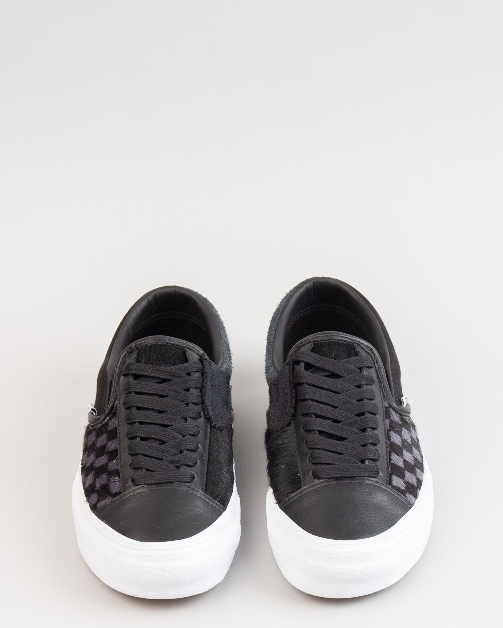 Slip-On Cap LX (PONY) Black/True White