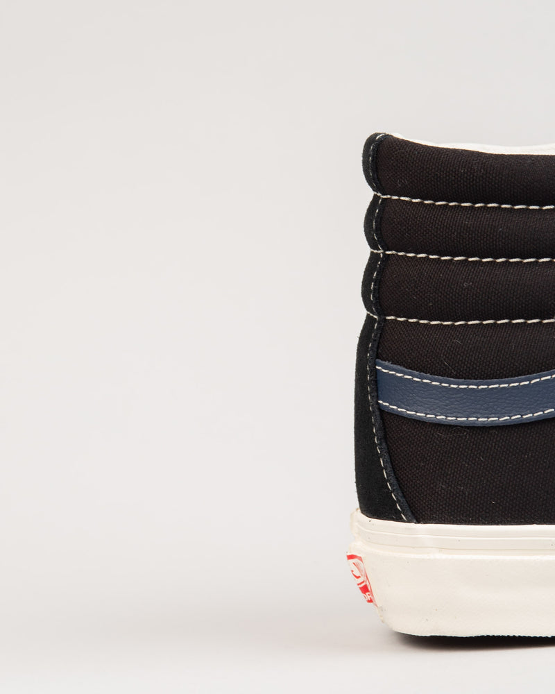 OG SK8-HI LX Black/Dress Blue