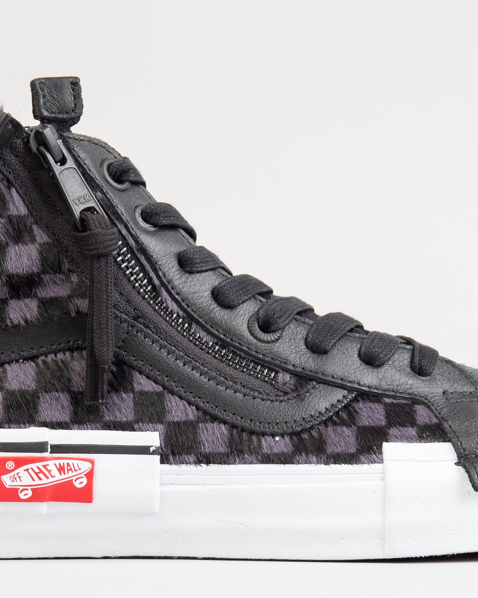 SK8-HI Cap LX (PONY) Black/True White