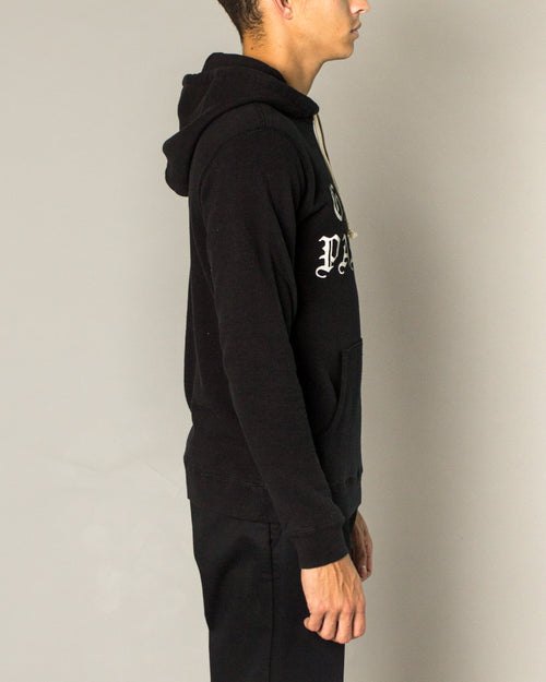 Guilty Parties Pullover Hooded Sweatshirt Black 2