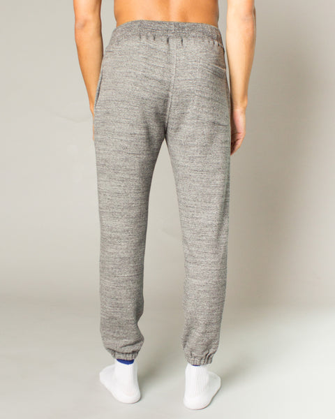 Guilty Parties Cropped Sweatpants Grey