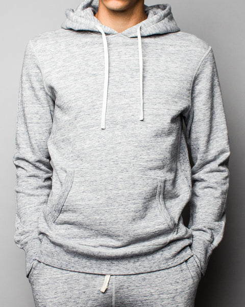Midweight Terry Side Zip Pullover Hoodie Ice Reigning Champ Mens Sneakers Seattle