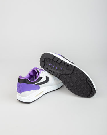 Air Max 1 DNA White/Black/Purple Punch 2