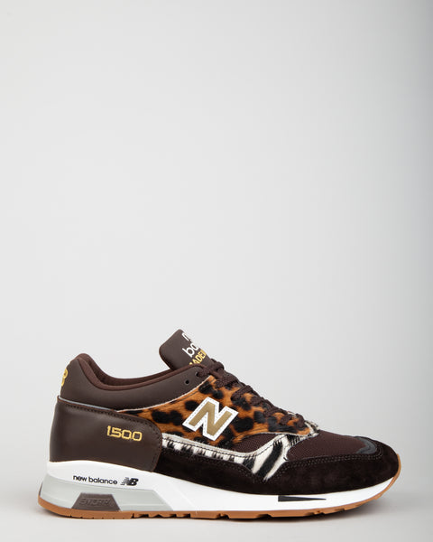 M1500CZK Brown/Black