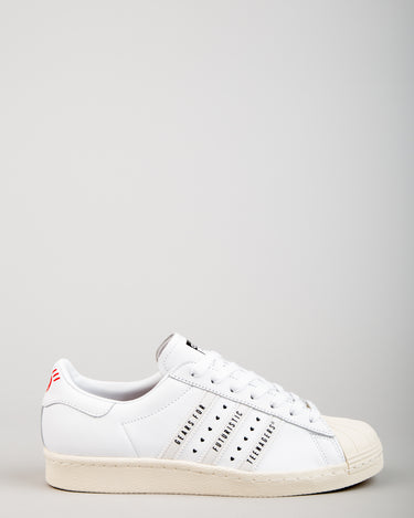 Human Made Superstar 80 Black/White/White 1