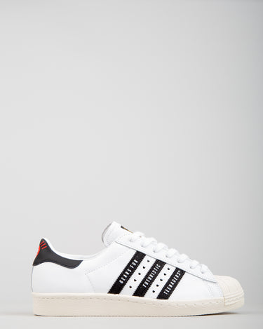 Human Made Superstar 80 White/Black/White 1