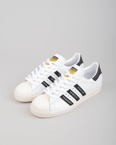 Human Made Superstar 80 White/Black/White 2
