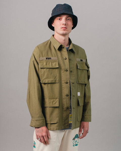 Jungle Shirt Olive Drab