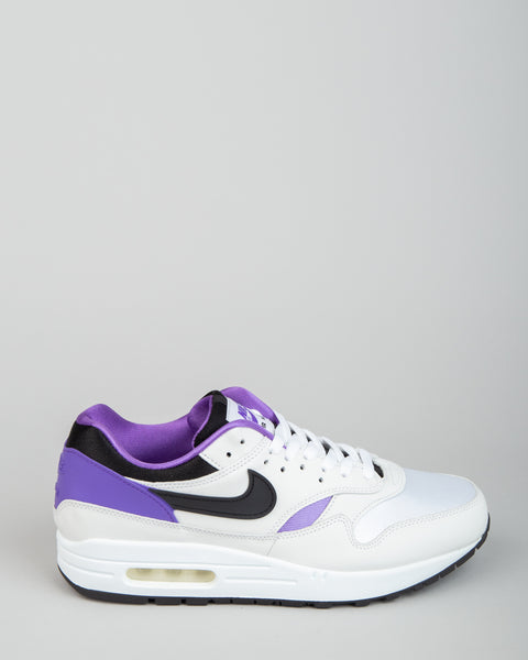 Air Max 1 DNA White/Black/Purple Punch