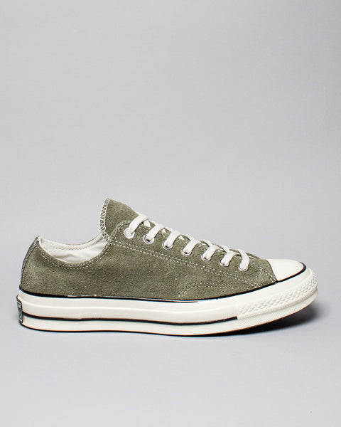 CTAS 70 Ox Medium Olive/Egret Converse Mens Sneakers Seattle