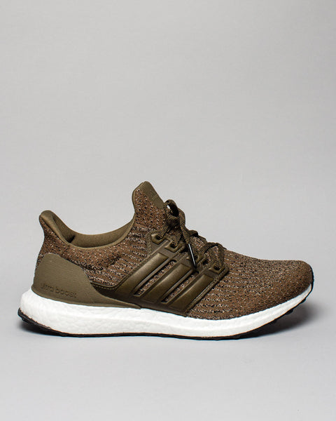 Ultraboost Trace Olive/Trace Olive Adidas Mens Sneakers Seattle