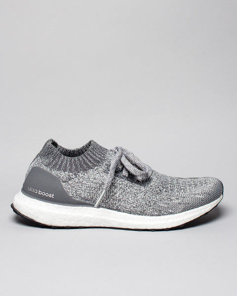 Ultraboost Uncaged Grey/Solid Grey Adidas Mens Sneakers Seattle