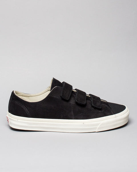 OG Style 23 V LX (Nubuck) Black Vans Vault Mens Sneakers Seattle