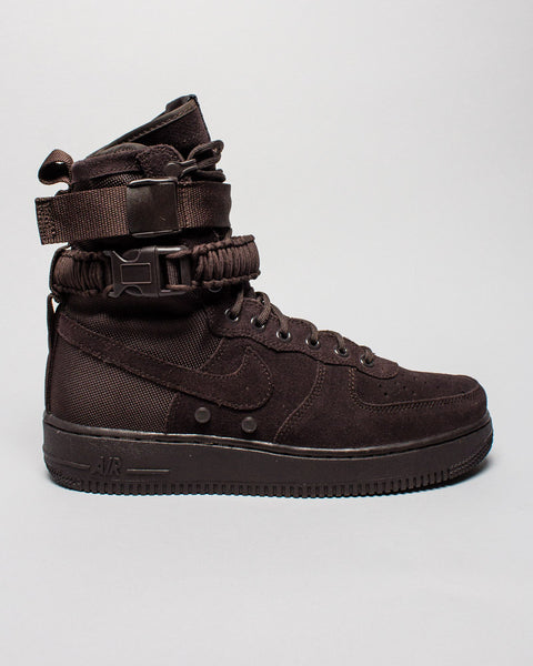 SF AF1 Velvet Brown Nike Mens Sneakers Seattle