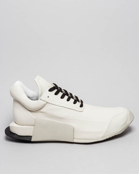 RO Level Runner Low White Adidas x Rick Owens Mens Sneakers Seattle