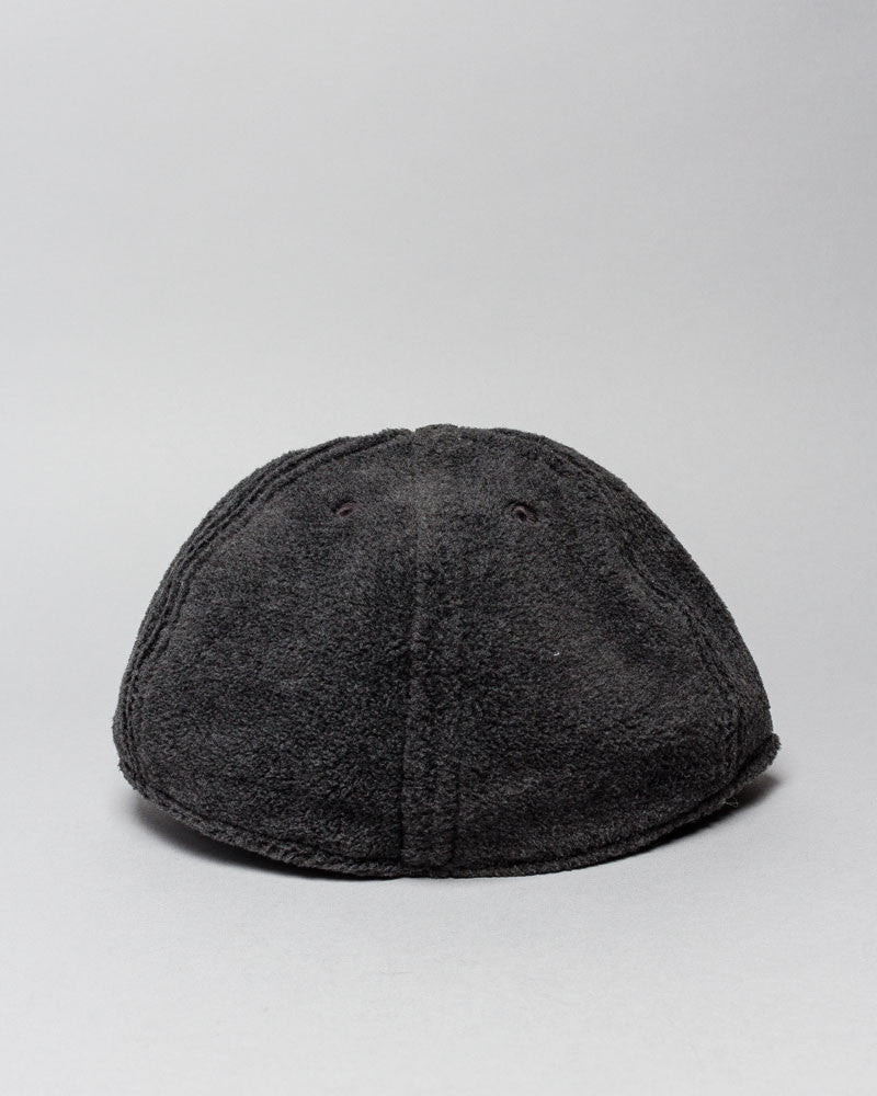 Polar Fleece Ball Cap Charcoal