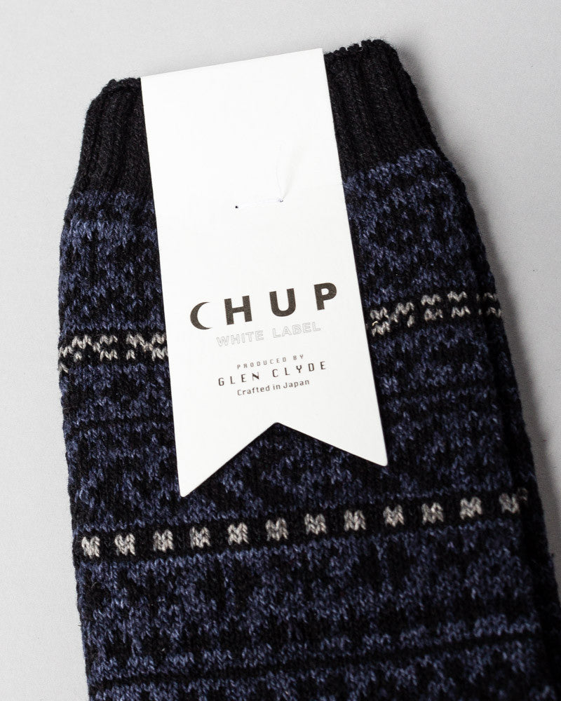 Chup White Label Kogin Indigo
