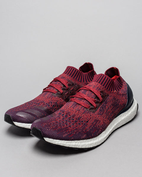 Ultraboost Uncaged Burgundy / Dark Charcoal