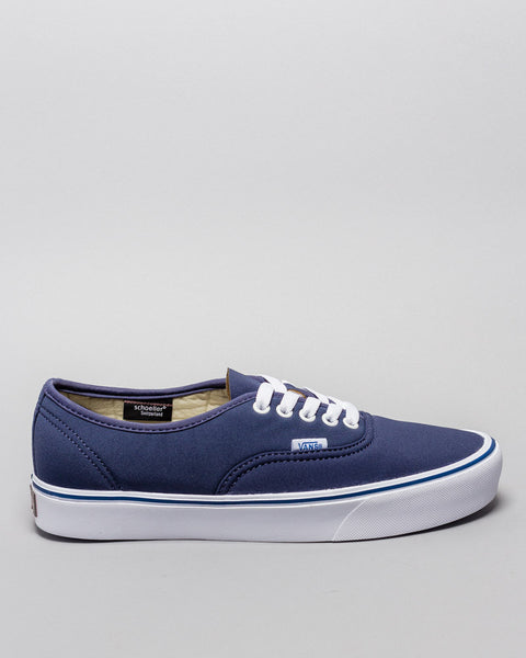 Vans x Schoeller UA Authetic '66 Lit Crown Blue Vans Vault Mens Sneakers Seattle