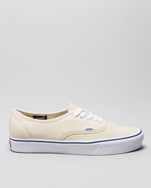 Vans x Schoeller UA Authetic '66 Lit Classic White Vans Vault Mens Sneakers Seattle