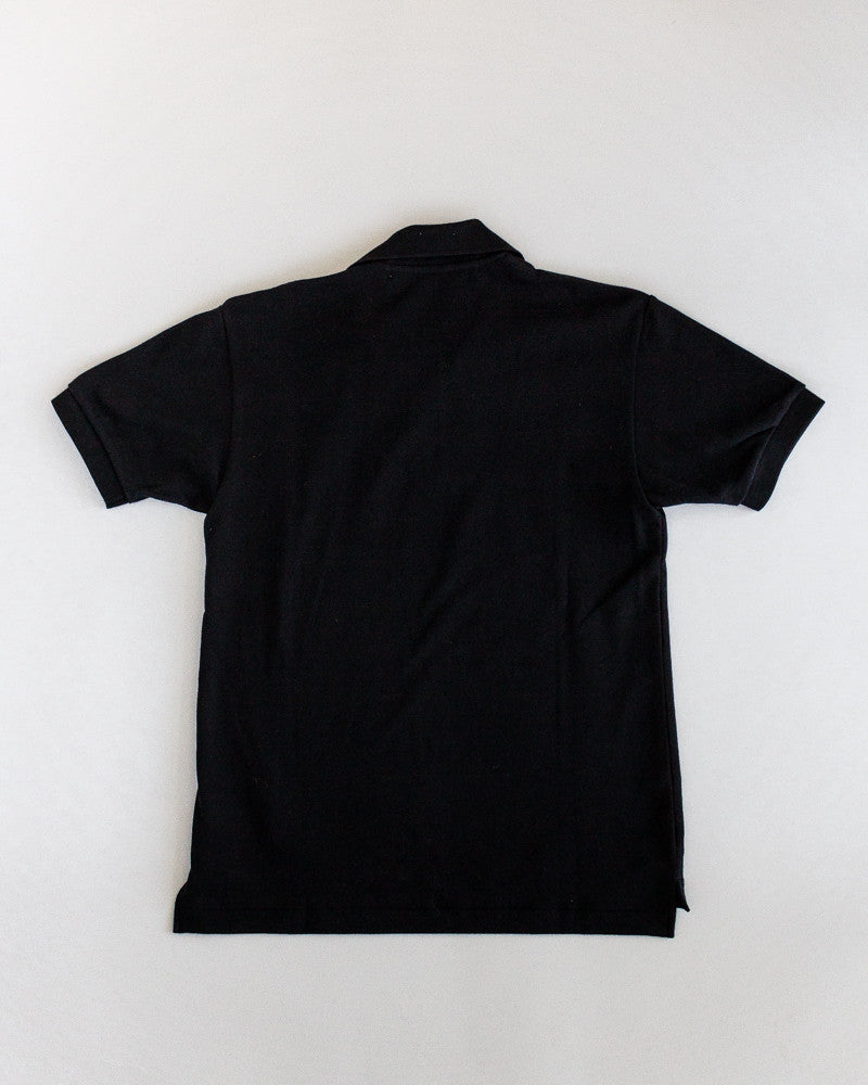 Women's Polo Shirt Black