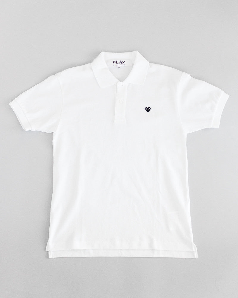 Women's Polo Shirt White
